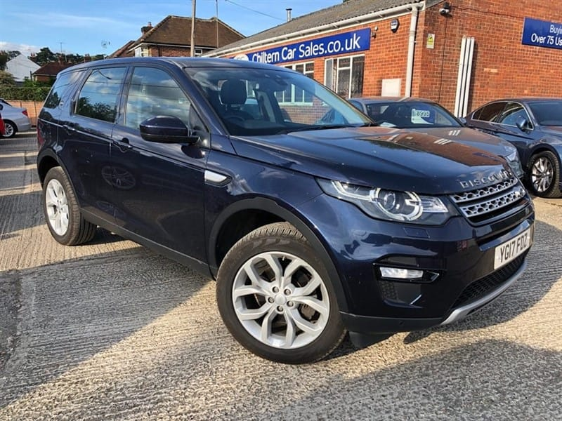 used Land Rover Discovery Sport TD4 HSE Auto 4WD (s/s) in high-wycombe-buckinghamshire