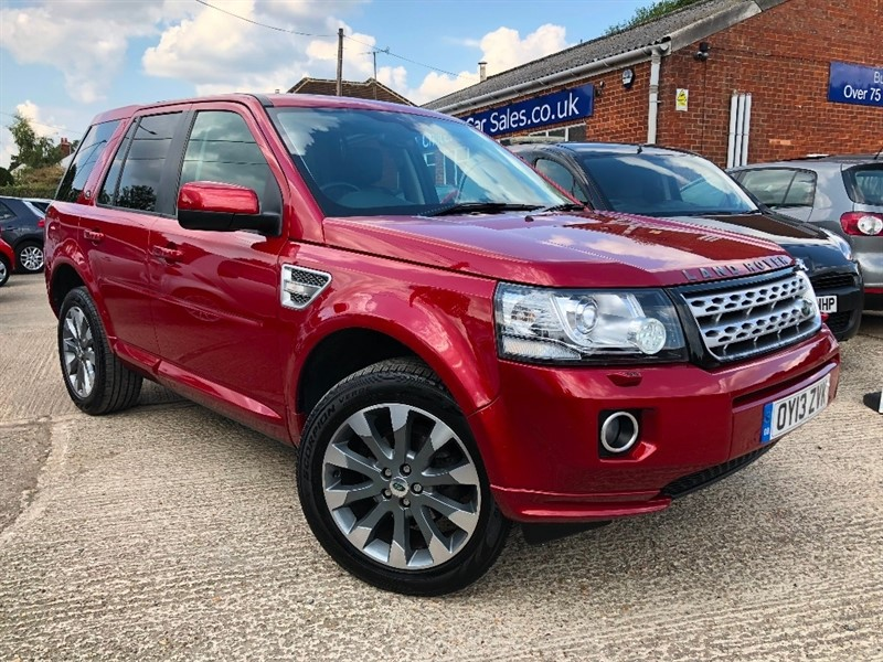 used Land Rover Freelander 2 SD4 HSE Luxury 4X4 5dr in high-wycombe-buckinghamshire