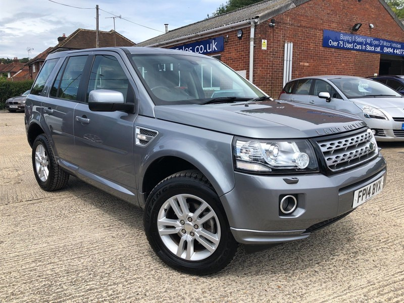 used Land Rover Freelander 2 TD4 XS 4X4 in high-wycombe-buckinghamshire