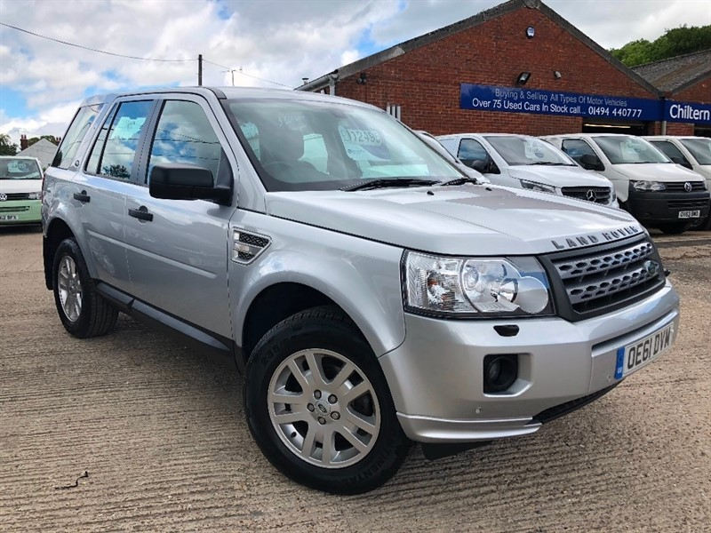 used Land Rover Freelander 2 TD4 XS 4X4 5dr in high-wycombe-buckinghamshire