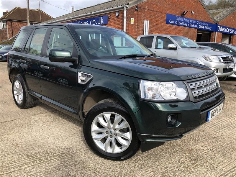 used Land Rover Freelander 2 SD4 HSE 4X4 5dr in high-wycombe-buckinghamshire