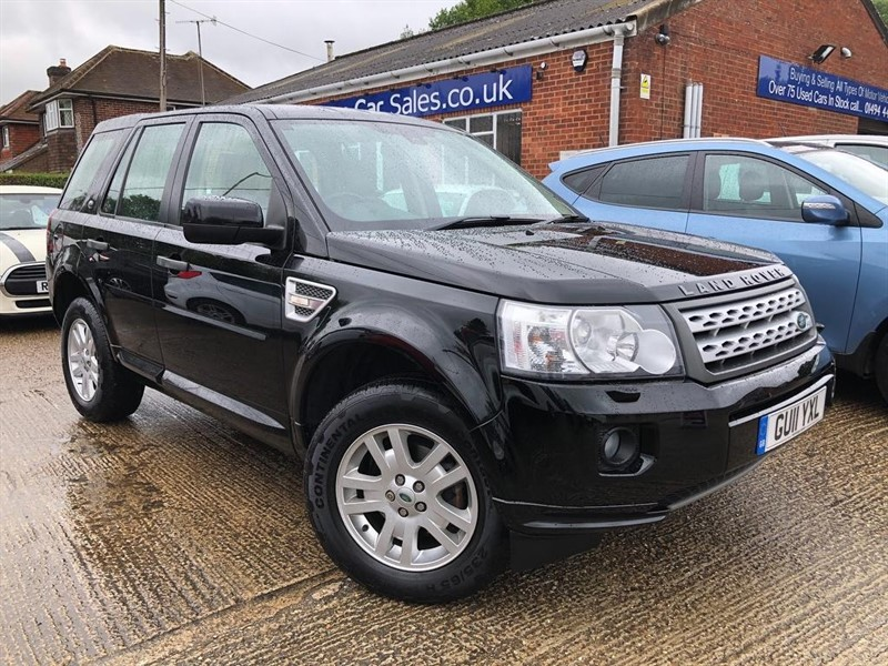 used Land Rover Freelander 2 SD4 XS Station Wagon 5dr in high-wycombe-buckinghamshire