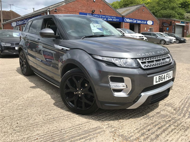 used Land Rover Range Rover Evoque Autobiography AWD in high-wycombe-buckinghamshire