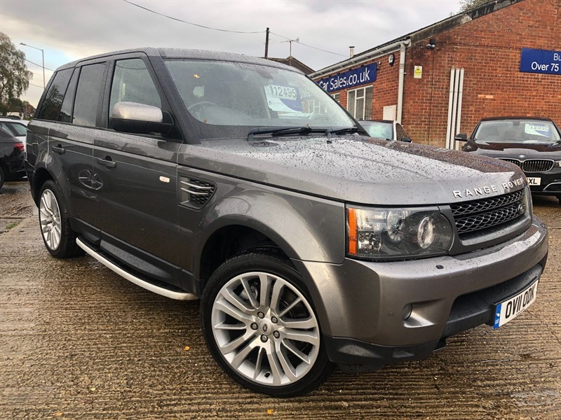 used Land Rover Range Rover Sport V6 HSE in high-wycombe-buckinghamshire