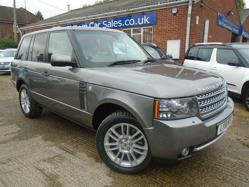 used Land Rover Range Rover TD V8 Vogue 5dr in high-wycombe-buckinghamshire