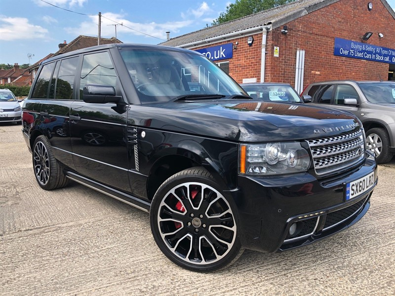 used Land Rover Range Rover V8 Vogue in high-wycombe-buckinghamshire