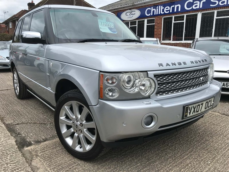 used Land Rover Range Rover V8 Supercharged Vogue SE 5dr in high-wycombe-buckinghamshire