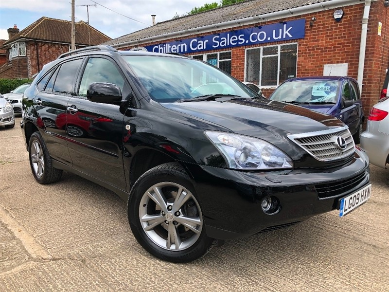 used Lexus RX 400h Executive Limited Edition CVT 5dr in high-wycombe-buckinghamshire