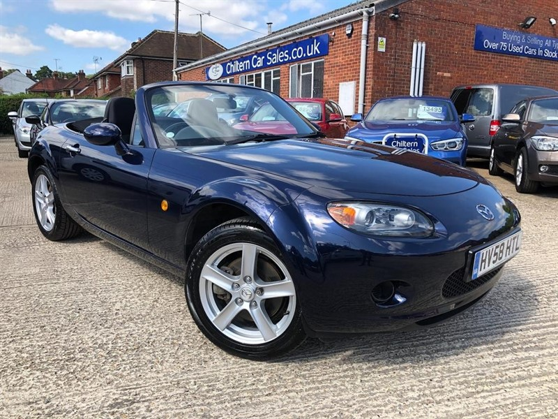 used Mazda MX-5 2dr in high-wycombe-buckinghamshire