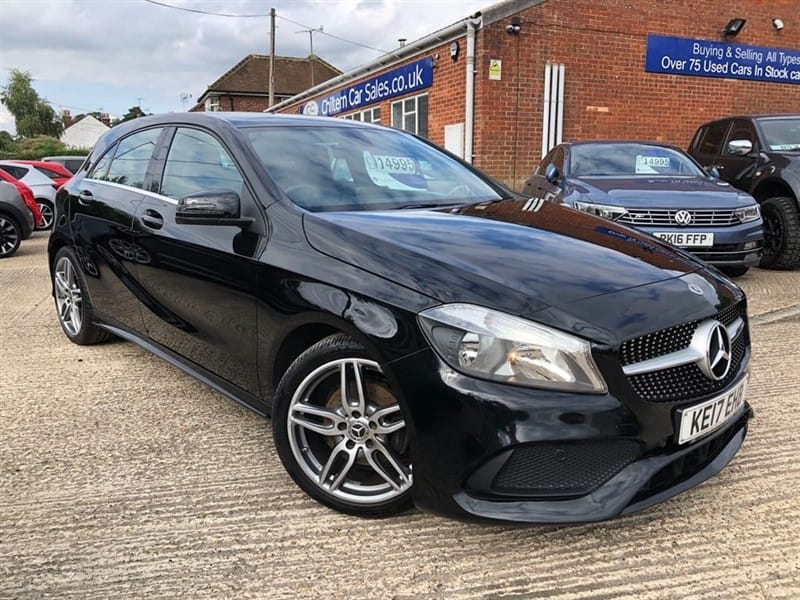 used Mercedes A200 d AMG Line 7G-DCT (s/s) in high-wycombe-buckinghamshire