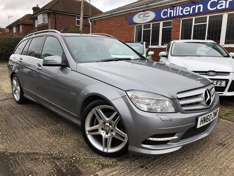 used Mercedes C250 CDI BlueEFFICIENCY Sport in high-wycombe-buckinghamshire