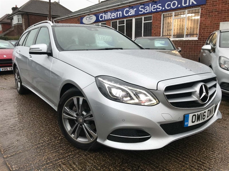 used Mercedes E220 CDI BlueTEC SE (Premium) 7G-Tronic Plus in high-wycombe-buckinghamshire