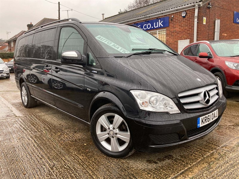 used Mercedes Viano CDI Ambiente Compact MPV in high-wycombe-buckinghamshire