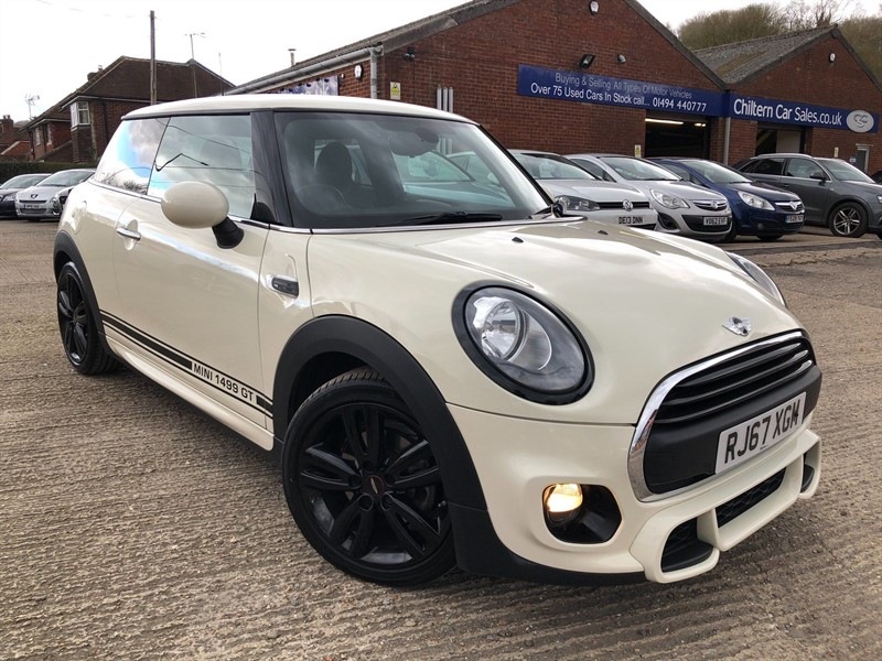 used MINI 1499 GT One (s/s) in high-wycombe-buckinghamshire
