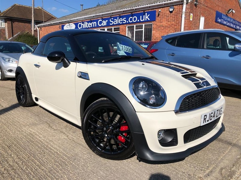 used MINI Coupe John Cooper Works 2dr in high-wycombe-buckinghamshire