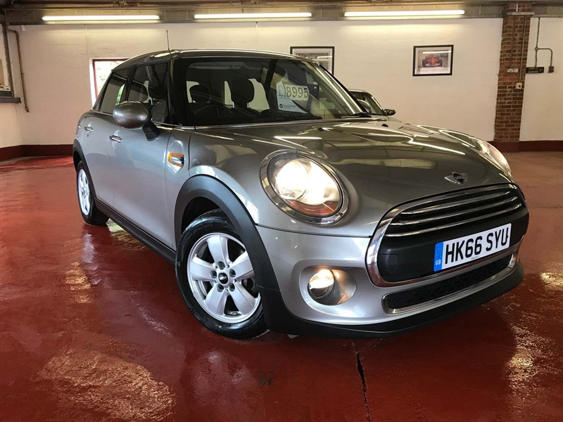 used MINI Hatch One D (s/s) in high-wycombe-buckinghamshire