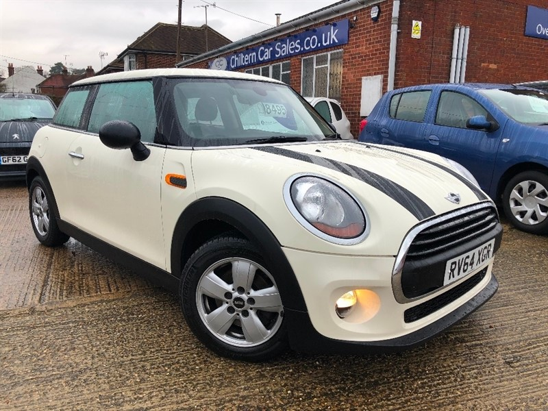 used MINI Hatch One (Media XL) (s/s) 3dr in high-wycombe-buckinghamshire
