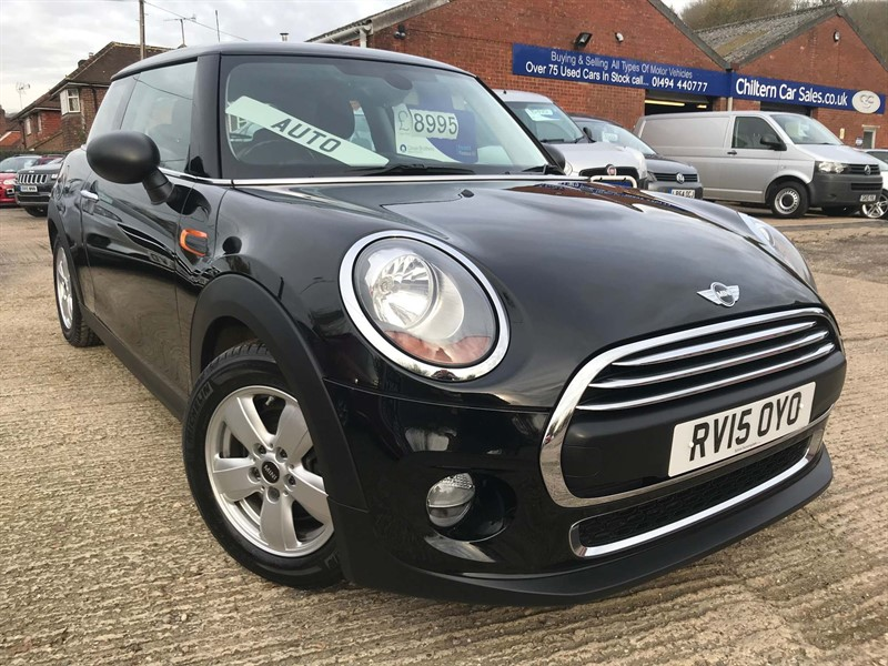 used MINI Hatch One Auto (s/s) in high-wycombe-buckinghamshire