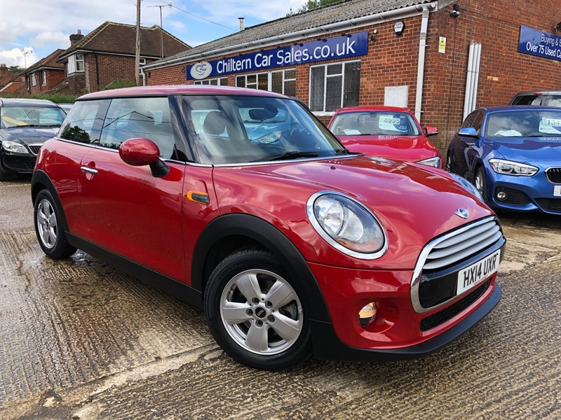 used MINI Hatch Cooper Auto (s/s) 3dr in high-wycombe-buckinghamshire