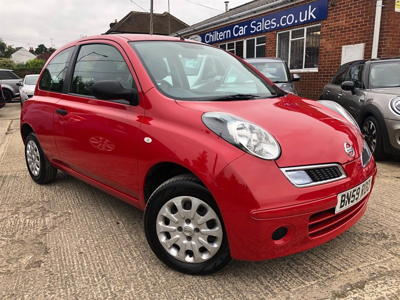 used Nissan Micra 1.2 16v Visia in high-wycombe-buckinghamshire