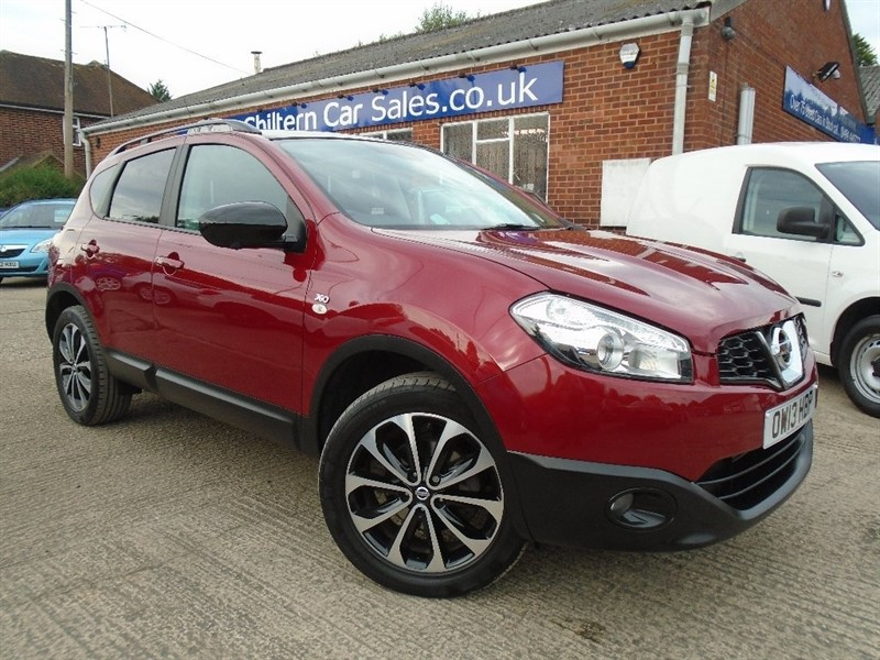 used Nissan Qashqai dCi 360 5dr in high-wycombe-buckinghamshire