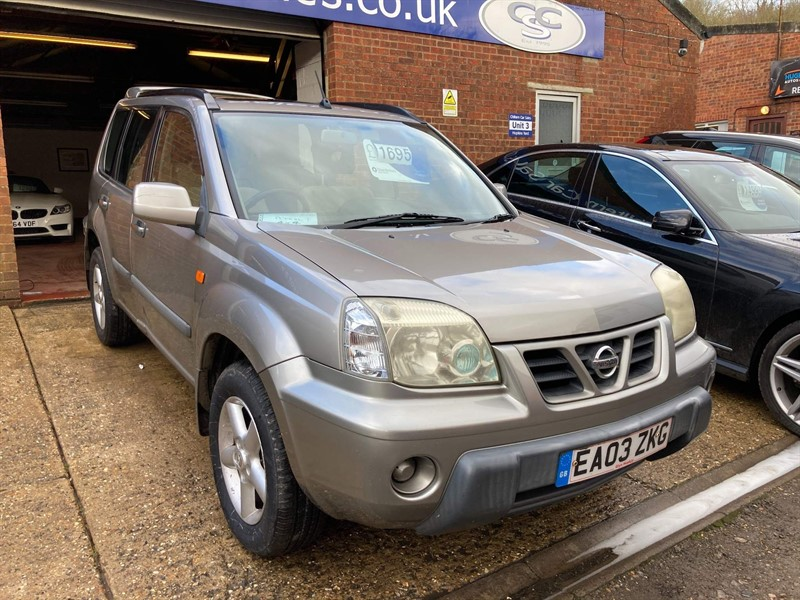 used Nissan X-Trail Sport in high-wycombe-buckinghamshire