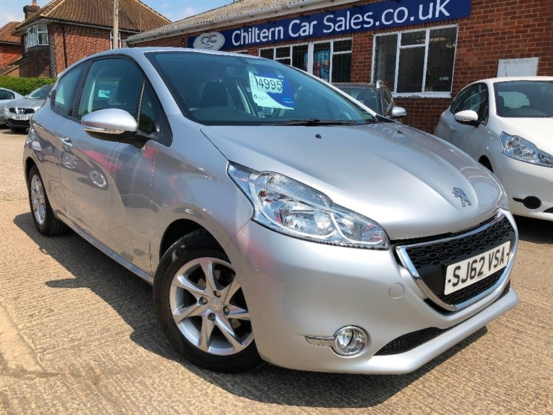 used Peugeot 208 VTi Active 3dr in high-wycombe-buckinghamshire