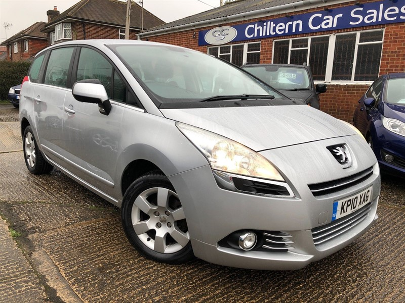 used Peugeot 5008 HDi FAP Sport in high-wycombe-buckinghamshire