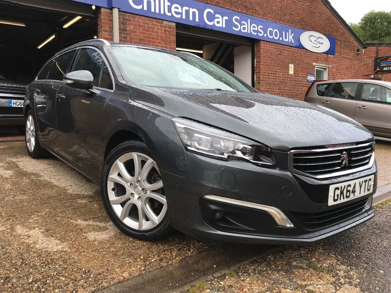used Peugeot 508 SW Allure (s/s) in high-wycombe-buckinghamshire