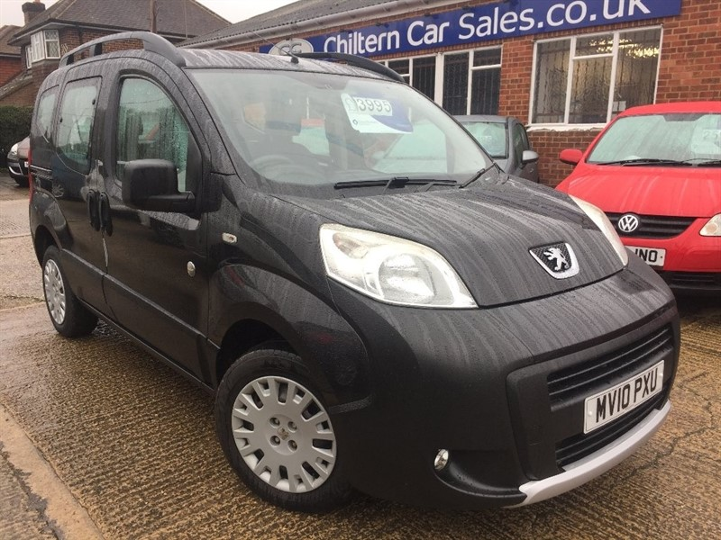 used Peugeot Bipper Tepee 8v Tepee Outdoor 5dr in high-wycombe-buckinghamshire