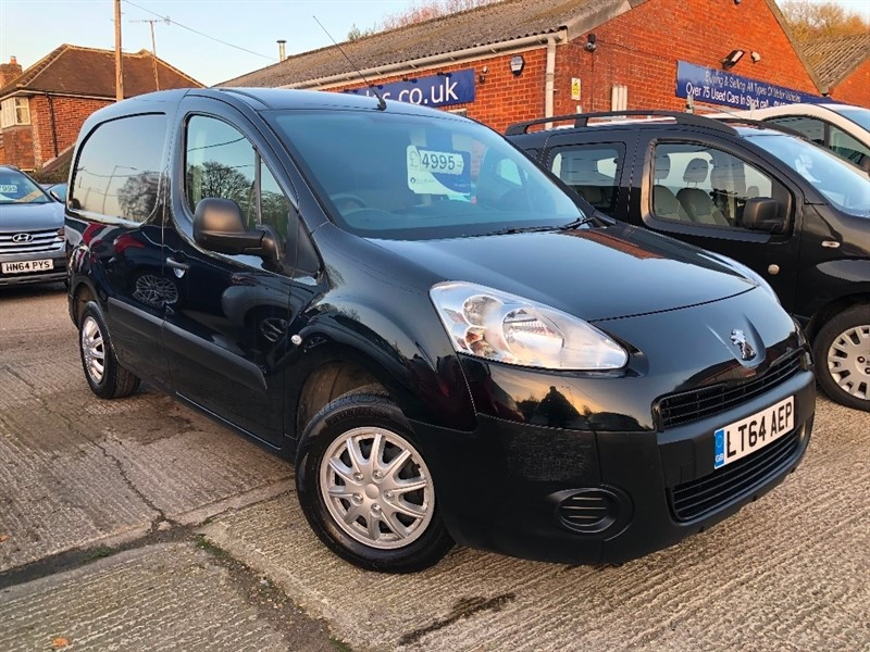 used Peugeot Partner HDi S L1 625 4dr in high-wycombe-buckinghamshire
