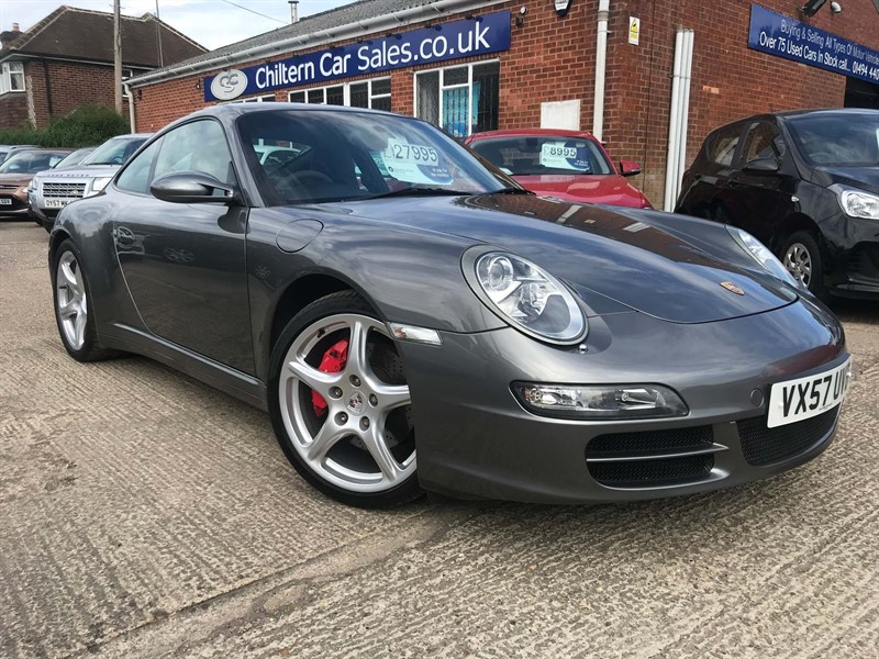 used Porsche 911 997 Carrera 4S Tiptronic S AWD 2dr in high-wycombe-buckinghamshire