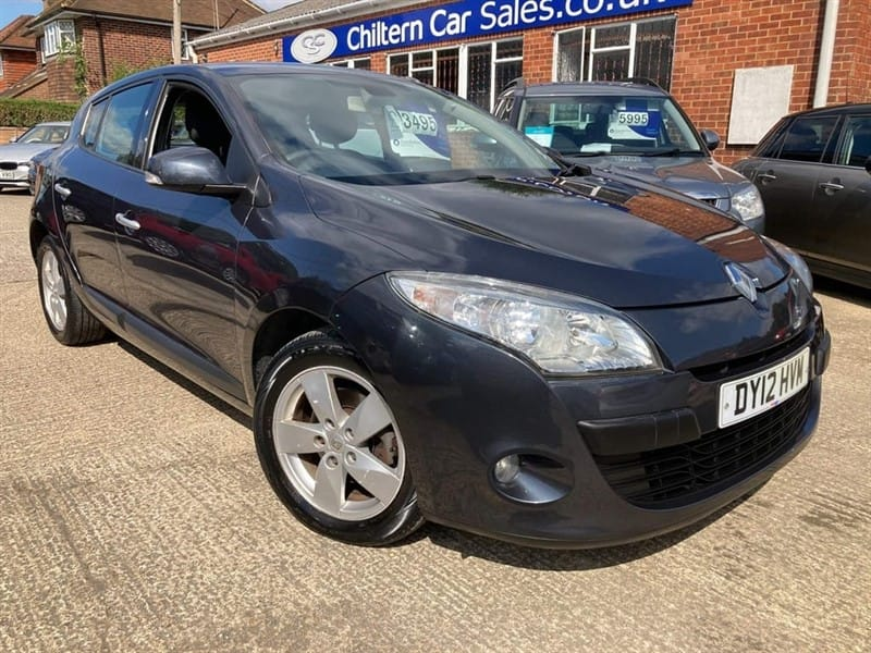used Renault Megane Dynamique TomTom in high-wycombe-buckinghamshire