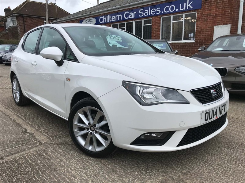 used SEAT Ibiza 16v Toca in high-wycombe-buckinghamshire