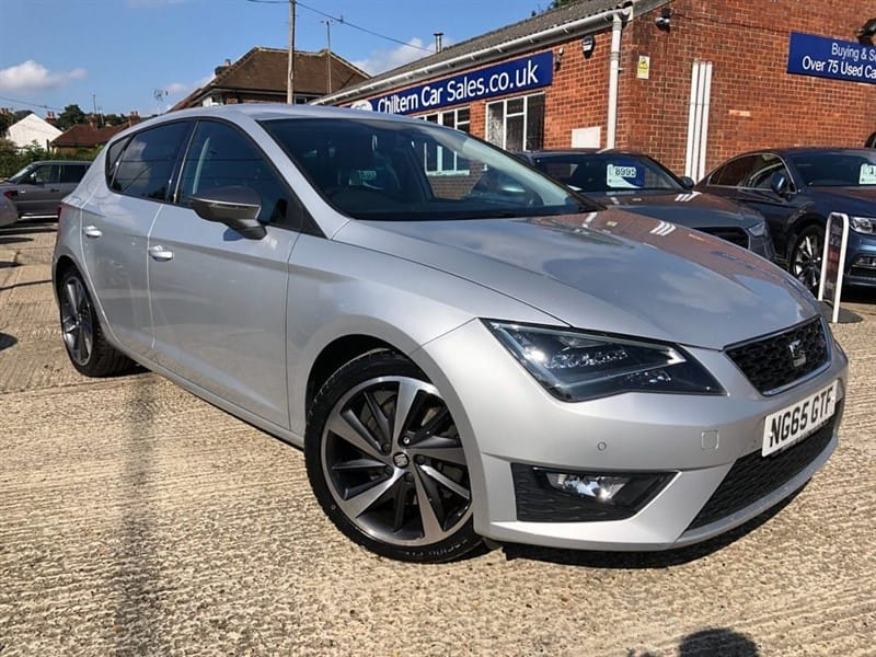 used SEAT Leon FR (Tech Pack) (s/s) in high-wycombe-buckinghamshire