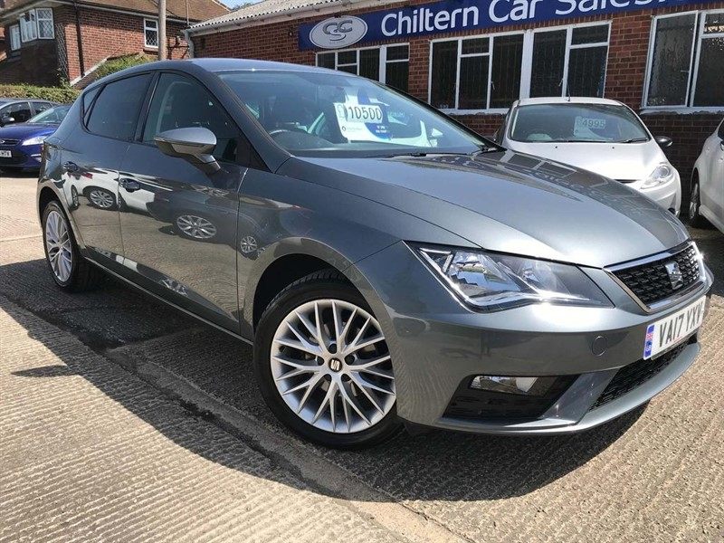 used SEAT Leon TSI SE Dynamic Technology (s/s) 5dr in high-wycombe-buckinghamshire