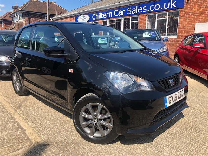 used SEAT Mii 12v I TECH 3dr EU5 in high-wycombe-buckinghamshire
