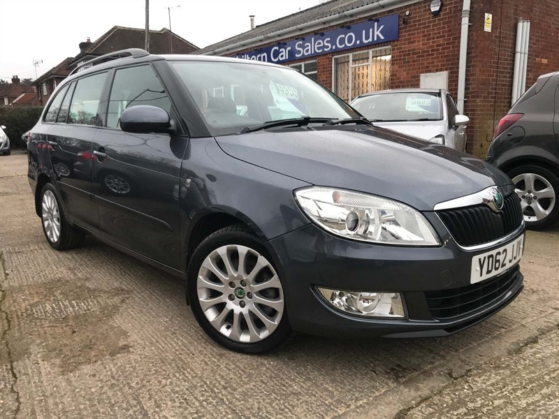 used Skoda Fabia TSI Elegance 5dr in high-wycombe-buckinghamshire