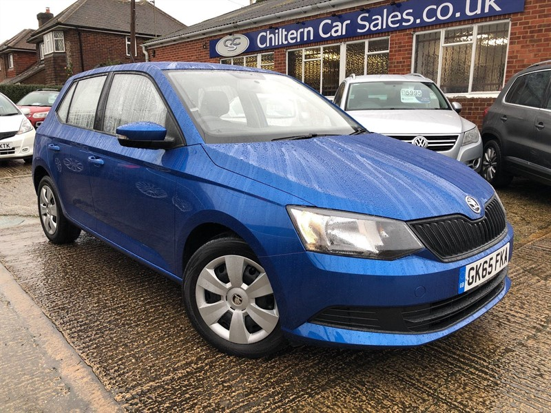 used Skoda Fabia S (s/s) 5dr in high-wycombe-buckinghamshire