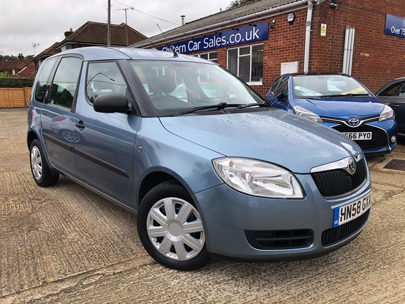 used Skoda Roomster 12v 1 in high-wycombe-buckinghamshire