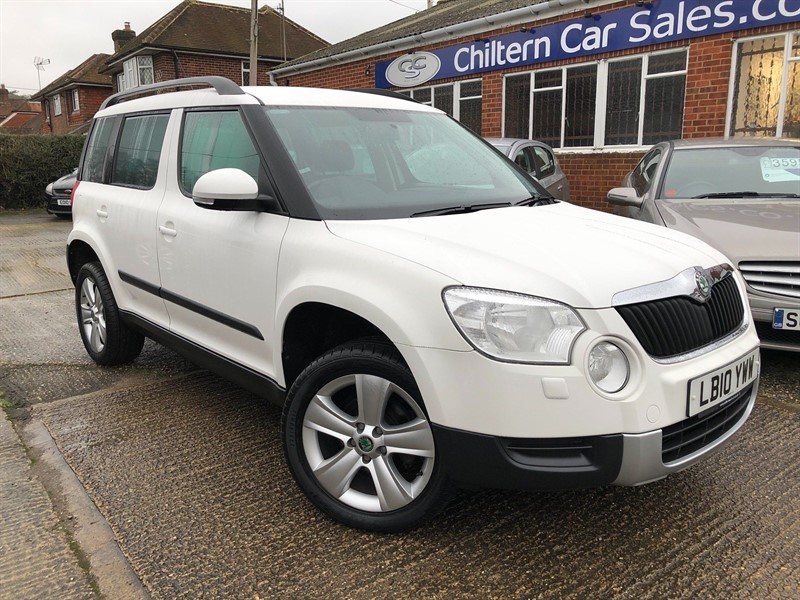 used Skoda Yeti TSI SE 5dr in high-wycombe-buckinghamshire