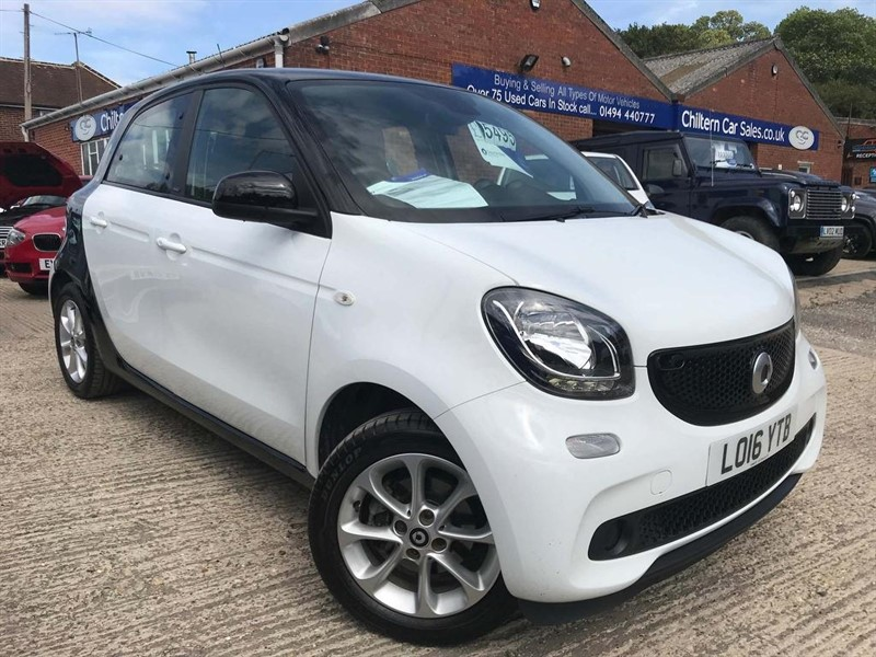 used Smart Car Forfour Passion (s/s) 5dr in high-wycombe-buckinghamshire