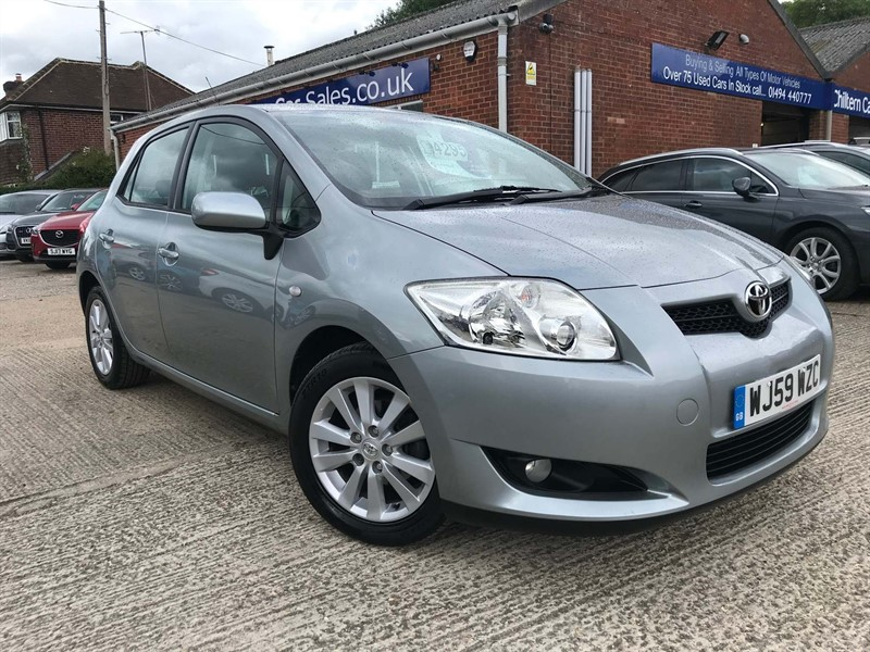 used Toyota Auris Limited Edition in high-wycombe-buckinghamshire
