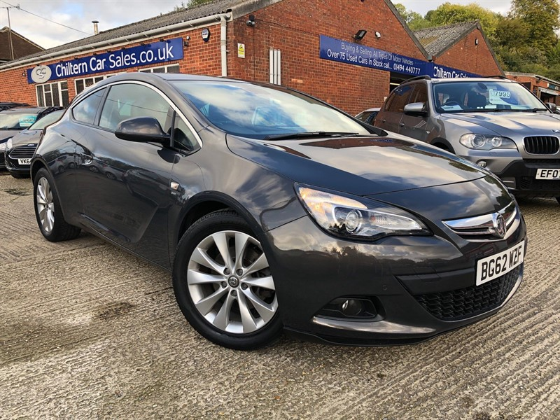 used Vauxhall Astra GTC T 16V SRi (s/s) 3dr 20in Alloy in high-wycombe-buckinghamshire
