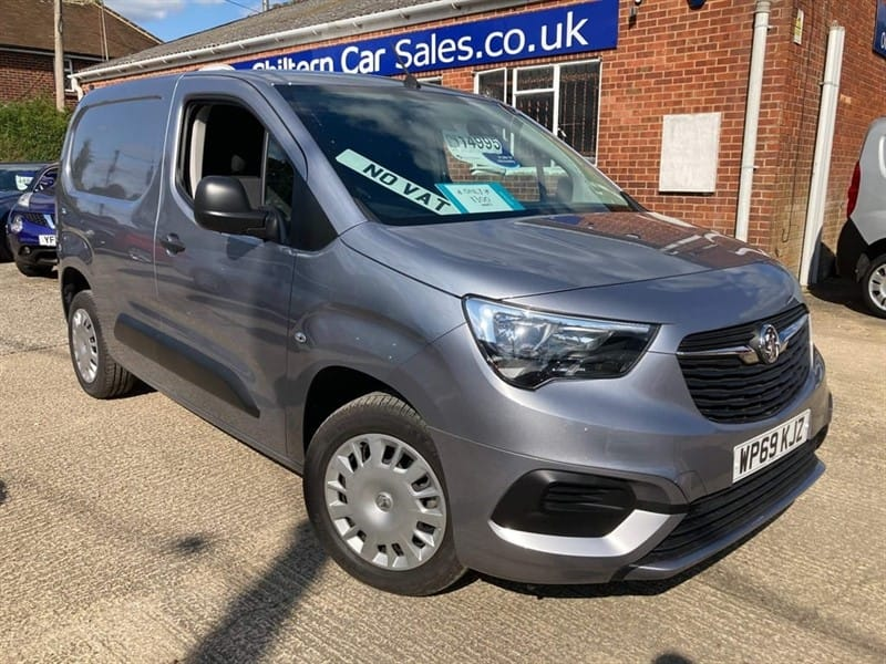used Vauxhall Combo Turbo D 2300 Sportive L1 H1 EU6 (s/s) in high-wycombe-buckinghamshire