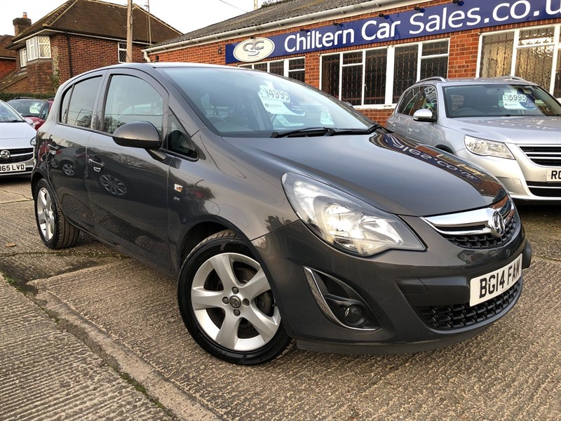 used Vauxhall Corsa i 16v SXi 5dr (a/c) in high-wycombe-buckinghamshire
