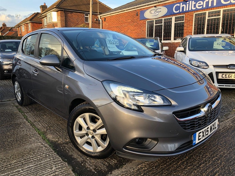used Vauxhall Corsa 1.2i Design in high-wycombe-buckinghamshire