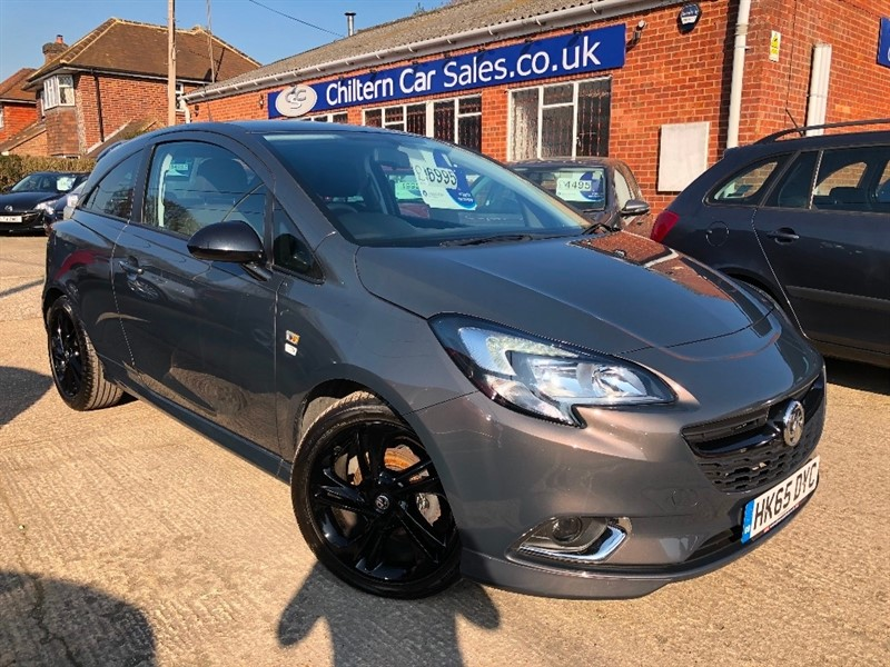used Vauxhall Corsa i Limited Edition 3dr in high-wycombe-buckinghamshire