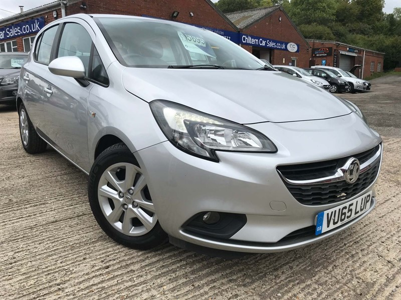 used Vauxhall Corsa 1.2i Design 5dr in high-wycombe-buckinghamshire