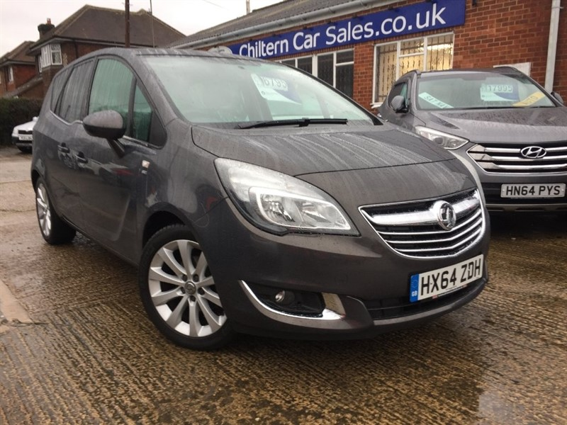 used Vauxhall Meriva i 16v SE 5dr in high-wycombe-buckinghamshire